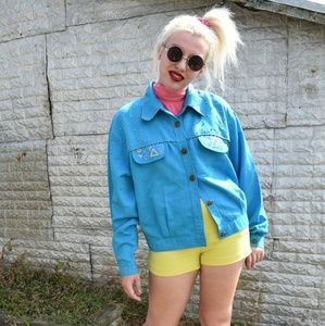 Vintage City Girl Jacket